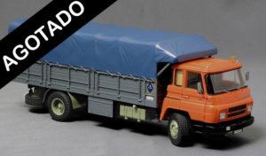 Camión Barreiros 4220 a escala 1/43 - Otero Scale Model