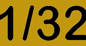 Slot 1/32